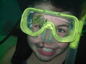 Aquatic Realm  - Kids in Diving