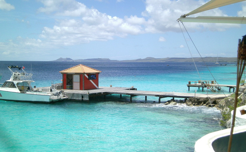 The Big Little Island in Diving……………